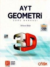 çözüm Yayınları Ayt Geometri 3d Soru Bankası