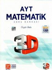 çözüm Yayınları Ayt Matematik 3d Soru Bankası