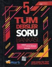 Martı Yayınları 5. Sınıf Tüm Dersler Soru Bankası