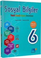 Martı Yayınları 6. Sınıf Sosyal Bilgiler Yeni Nesil Soru Bankası