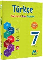 Martı Yayınları 7. Sınıf Türkçe Yeni Nesil Soru Bankası