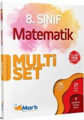 Martı Yayınları 8. Sınıf Matematik Koparmalı Multi Set