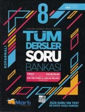 Martı Yayınları 8. Sınıf Tüm Dersler Soru Bankası