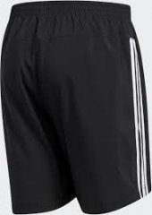 adidas Running 3-Stripes Erkek Şort - DM1666-3