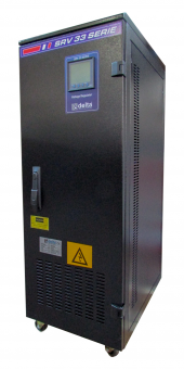 Delta 22.5 Kva Servo Trifaze Voltaj Regülatörü 200 400 V