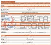 Delta 20 Kva Servo Monofaze Voltaj Regülatörü 110-220 V-2