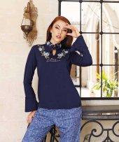 Güryıldız Bayan Uzun Kollu Pijama Takımı 4317