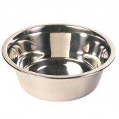 Trixie Köpek Paslanmaz Çelik Su Kabı, 2.8 L/Ø24 cm