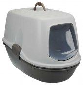 Trixie Kapalı Elekli Kedi Tuvalet Kabı, 39x42x59cm...