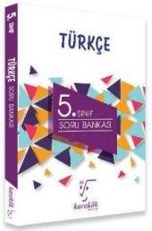 Karekök Yayınları 5. Sınıf Türkçe Soru Bankası