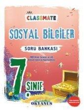 Okyanus Yayınları 7. Sınıf Classmate Sosyal Bilgiler Soru Bankası