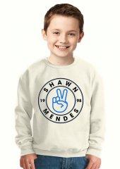 Tshirthane Shawn Mendes Peace 1998 Logo Çocuk...