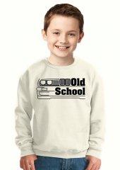 Tshirthane Bmw Bmw Old School Çocuk Sweatshirt