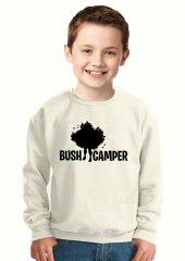 Tshirthane Fortnite Bush Camper Çocuk Sweatshirt