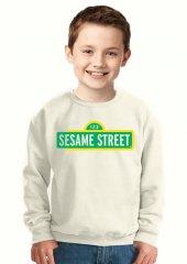 Tshirthane Sesame Street Susam Sokağı Çocuk...
