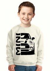 Tshirthane Mini Cooper Çocuk Sweatshirt