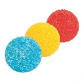 Eastland Parlak Renkli Zilli Kedi Oyuncak Top 1 Adet