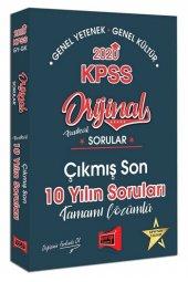 2020 Kpss Genel Yetenek Genel Kültür Orijinal...