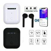 I12 Tws Bluetooth 5.0 Dokunmatik Mini Çiftli...