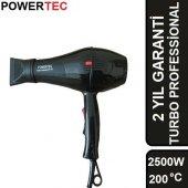Powertec Tr 701 Professional Kuaför Saç Kurutma Ve Fön Makinesi