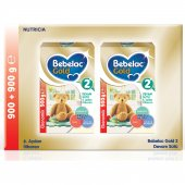 Bebelac Gold 2 Devam Sütü 1800 Gr (900 Gr + 900...