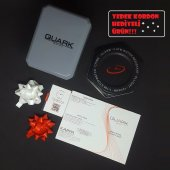 Quark Q167101 Su Geçirmez Dijital Çocuk Kol Saati Yedek Kordon Hediyeli-2