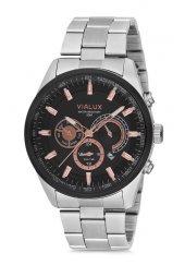 Vialux Vx528t 04sr Erkek Kol Saati Bileklik Hediyeli