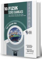 10.Sınıf Fen Lisesi Fizik Soru Bankası Çap Yayınları