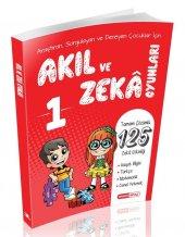 Kırmızı Beyaz Yayınları 1. Sınıf Akıl Ve Zeka...