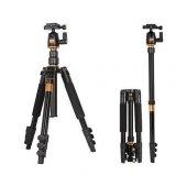 Nikon D7000 Fotoğraf Makinesi İçin 142 Cm Tripod