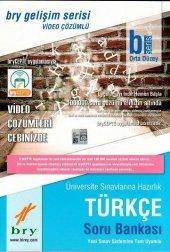 Birey Yayınları B Serisi Türkçe Soru Bankası Orta Düzey Yeni 2020