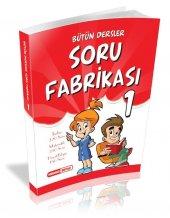 Kırmızı Beyaz Yayınları 1. Sınıf Soru Fabrikası...