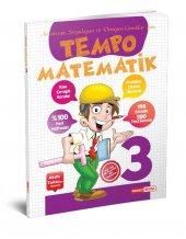Kırmızı Beyaz Yayınları 3. Sınıf Tempo Matematik Yeni 2020