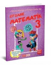 Kırmızı Beyaz Yayınları 3. Sınıf Efsane Matematik Yeni 2020