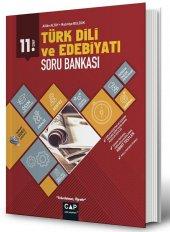 11.Sınıf Anadolu Lisesi Türk Dili ve Edebiyatı Soru Bankası Çap Yayınları