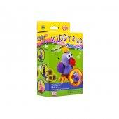 Kiddy Clay 12 Model Hamur + Kuş Kalıpları (6 Farklı Kuş Seti)