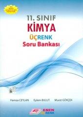 Esen Üçrenk Yayınları 11. Sınıf Kimya Soru Bankası Yeni