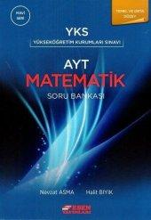 Esen Yayınları Ayt Matematik Mavi Seri Soru Bankası Yeni