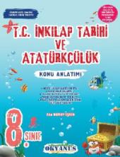 Okyanus 8. Sınıf Lgs T.c İnkılap Tarihi Ve Atatürkçülük Konu Anl