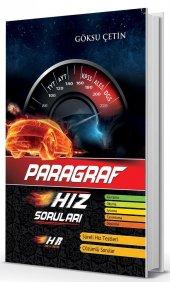 Hız ve Renk Yayınları TYT AYT KPSS ALES DGS Paragraf Hız Soruları Yeni 2020