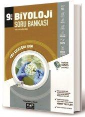 9.Sınıf Fen Lisesi Biyoloji Soru Bankası Çap Yayınları