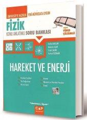 Fizik Hareket ve Enerji Konu Anlatımlı Soru Bankası Çap Yayınları