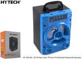 Hytech Hy S18 3w Dc 5v Siyah Usb +tf Kart+fm...