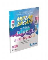 Muba Yayınları 6. Sınıf Mutlak Başarı Türkçe Soru Bankası Yeni 20