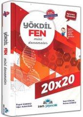 Irem Yayıncılık Yökdil Fen Bilimleri 20x20 Mini De...