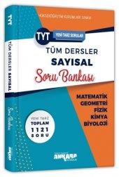 Ankara Yayıncılık Tyt Tüm Dersler Sayısal Soru Ban...
