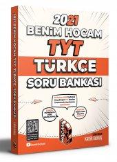 2021 Tyt Türkçe Soru Bankası Benim Hocam...