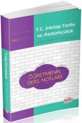 Editör Yayınları Ortaöğretim T. C . İnkılap Tarihi Ve Atatürkçülük Öğretmenin Ders Notları