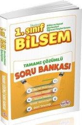Editör Yayınları 1. Sınıf Bilsem Tamamı Çözümlü...