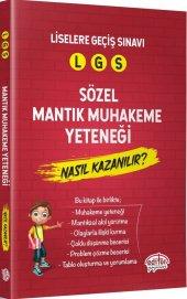 Editör Yayınları LGS Sözel Mantık Muhakeme Yeteneği Nasıl Kazanılır